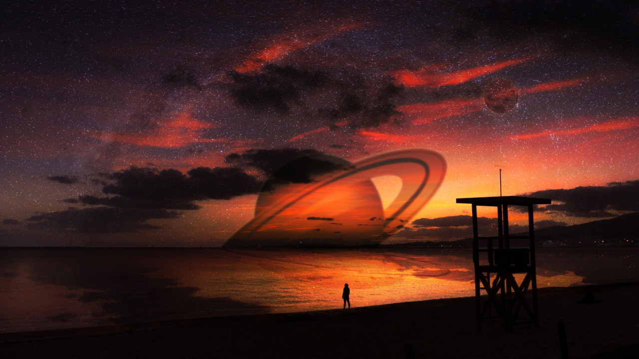 Retrogrāds Saturns, maijs 2021